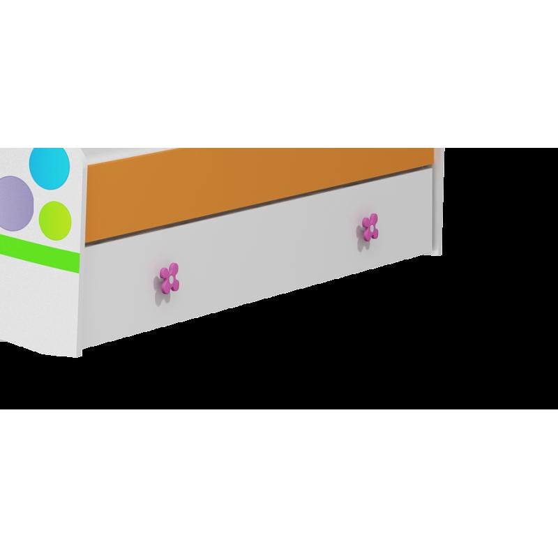 Cassetto sotto il letto secondo letto - Cassetti sotto il letto ...