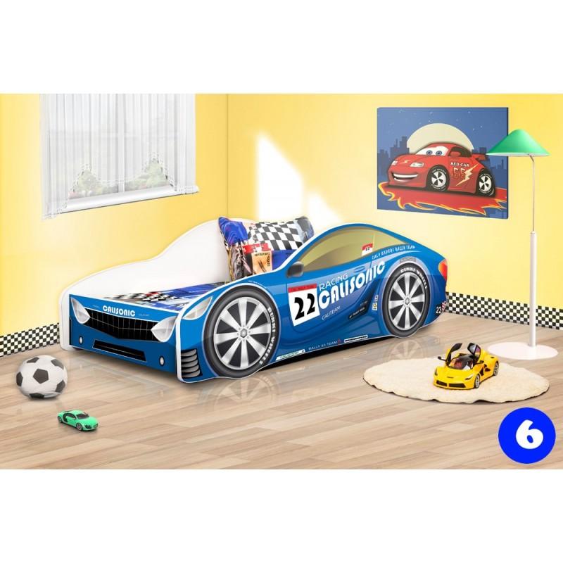 Letto bambino macchina excellent letto bambino a forma di auto letto macchina per bambini letti - Letto per bambini a forma di macchina ...