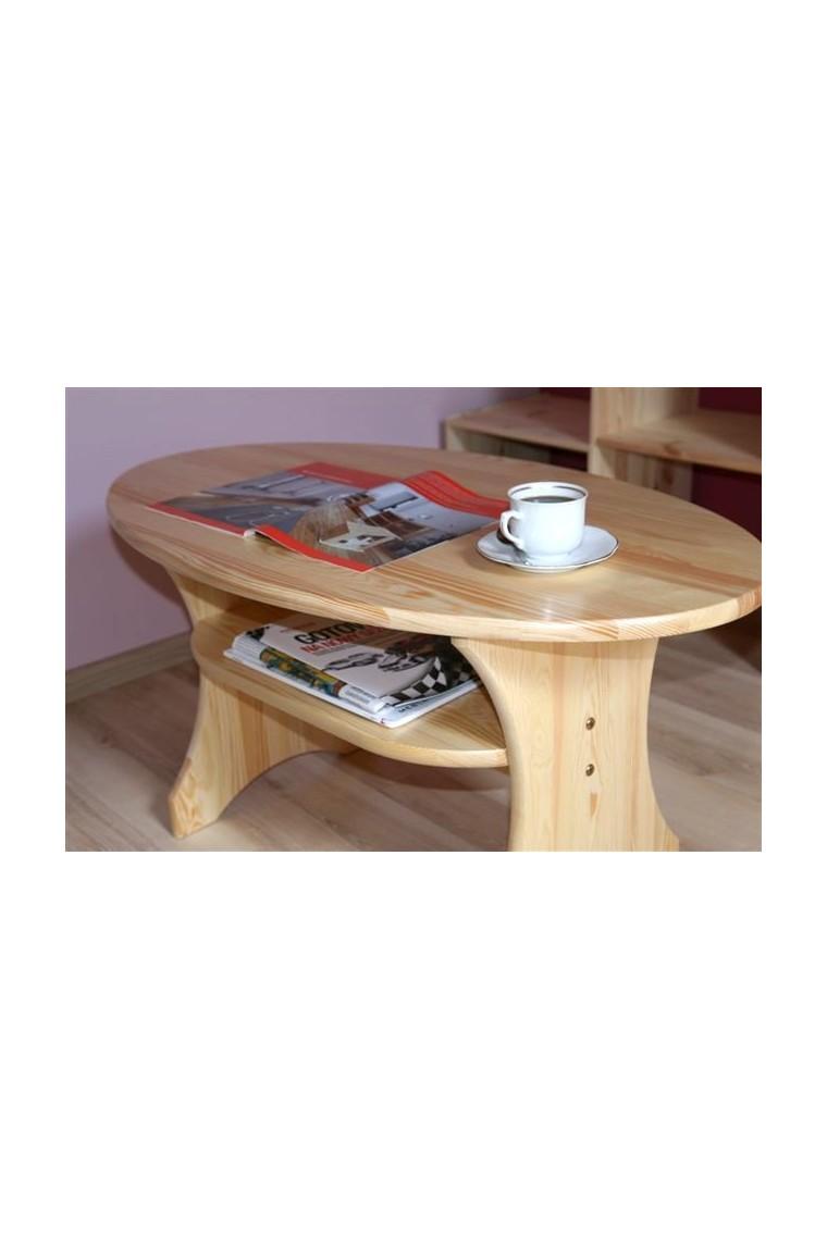 Tavolo in legno massello di pino - Tavolo di legno ...