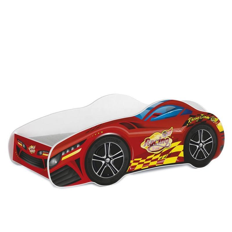 Lettino macchina cars bambina bambino 140x70 cm - Letto bimbo macchina ...