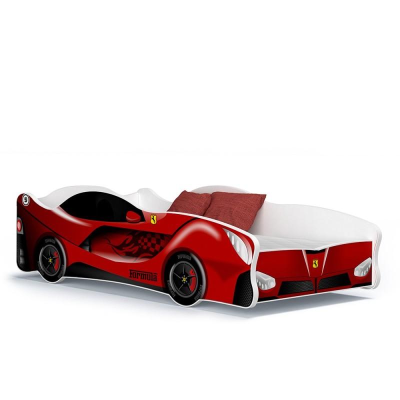 Letto macchina cars bambina bambino 160x80 - Letto bimbo auto ...