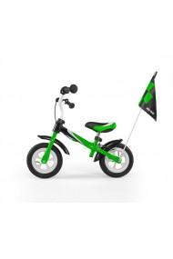 DRAGON DELUXE - bici senza pedali con freno - verde