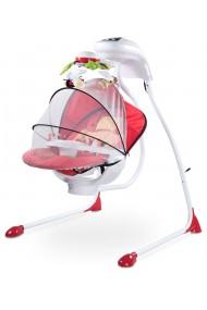 Sdraietta altalena dondolo automatico elettrico Coccinella