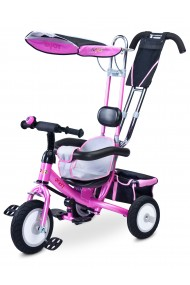 Triciclo Derby rosa