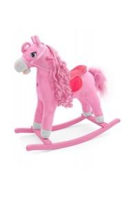 Cavallo a dondolo Principessa Rosa