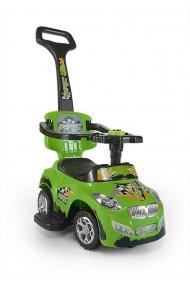 Cavalcabile auto 3 in 1 HAPPY verde