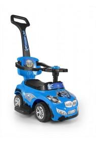 Cavalcabile auto 3 in 1 HAPPY blu