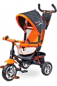 Triciclo Timmy arancione