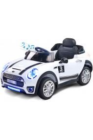 Auto elettrica Maxi 12V Nero con telecomando