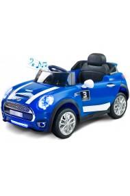 Auto elettrica Maxi 12V Blu con telecomando