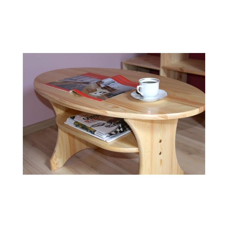 Tavolo in legno massello di pino - Tavolo in legno massello prezzi ...