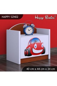 Comodino Happy Collezione 2