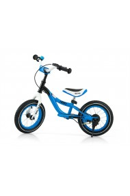 HERO bici senza pedali con freno - blu