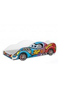 Letto auto macchina bambino bambina 180x90 cm