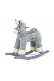 Cavallo a dondolo Pepe grigio