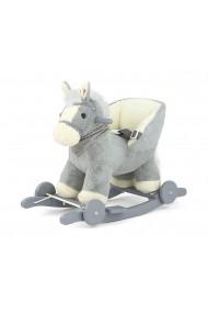 Cavallo a dondolo Polly grigio