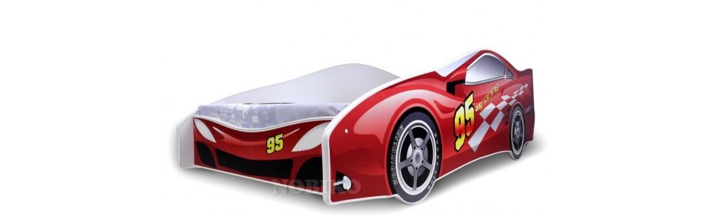 Letto A Forma Di Auto.Letti A Forma Di Auto E Funkybaby Italia
